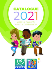 catalogue atzéo 2021