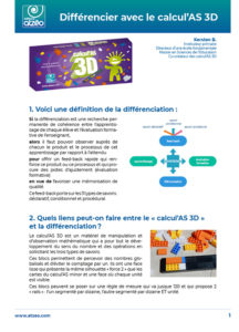 Article de blog Calcul'As 3D